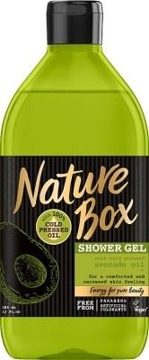 Nature Box Tusfürdő Avokádó