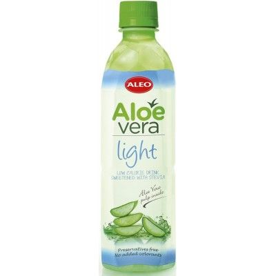 Aleo aloe vera ital stevia light 500 ml
