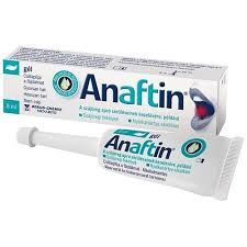 Anaftin gél 8 ml