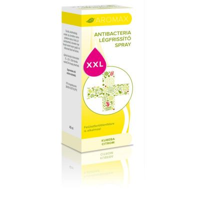 Aromax antibatica spray kubeba citrom
