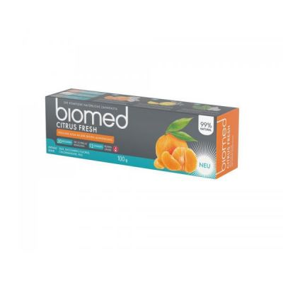 Biomed Fogkrém Citrus Fresh