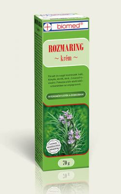 Biomed Rozmaring Krém Ultra 70gG