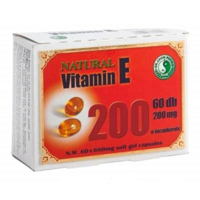 Dr.chen natural vitamin e 200