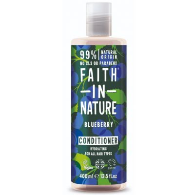Faith in Nature balzsam kék áfonya 400 ml