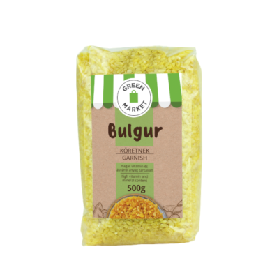 Green market bulgur