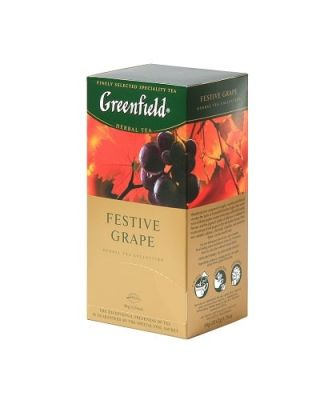 Greenfield festive grape tea