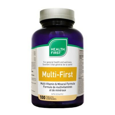 Health first multi-first tabletta 100 db