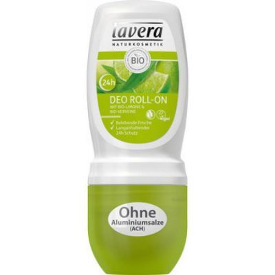 Lavera deo roll-on vasfű-lime
