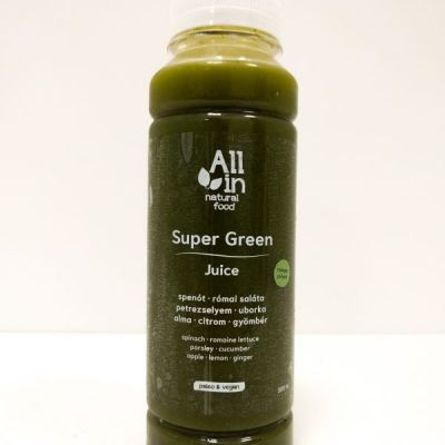 All in juice super green 23 nap