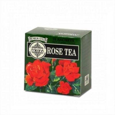 Mlesna rose black tea 10 filter
