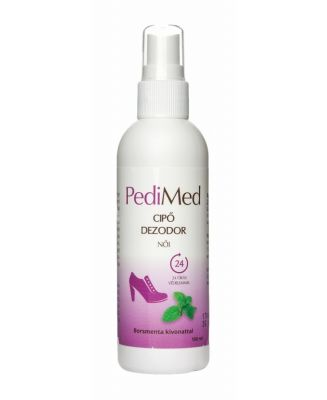 Pedimed cipődezodor spray női