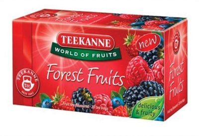 Teekanne forest fruit tea