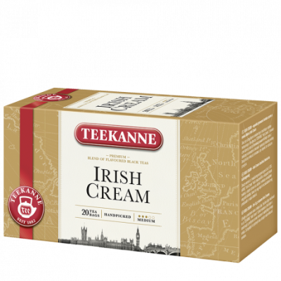 Teekanne irish cream tea