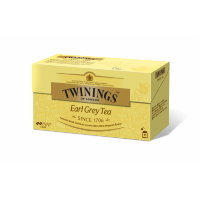 Twinings earl grey tea 25 db