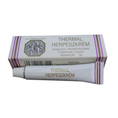 Thermal herpeszkrém 6 g