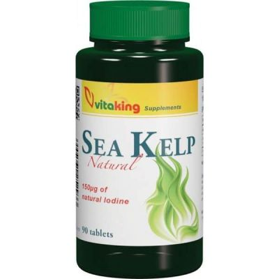 Vitaking sea kelp tabletta