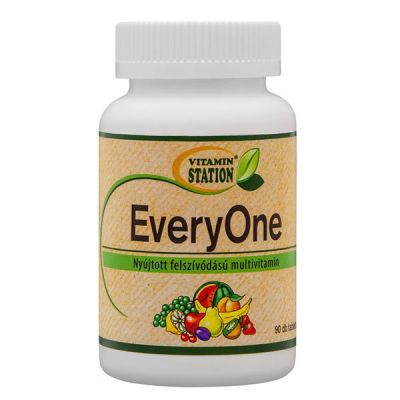 Vitamin st. every one tabletta 90 db