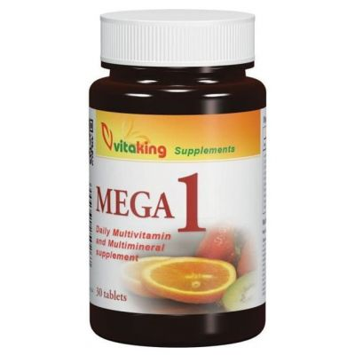 Vitaking Mega 1 Multivitamin