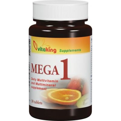 Vitaking mega 1 multivitamin tabletta